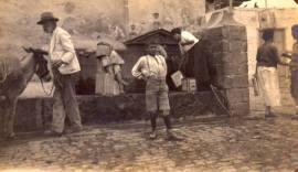 Fuente de los Caballos (foto Juan. A. Hernández)
