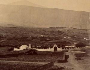 Cementerio de San Carlos Puerto de la Cruz (FEDAC) Circa 1888