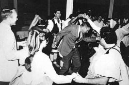 1969 Astronautas bailando