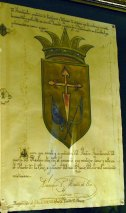 Detalle de la página 2 de la Carta puebla