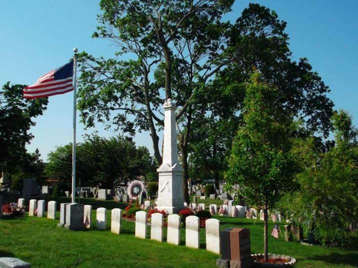 Canarsie Cemetery Civil War Memorial