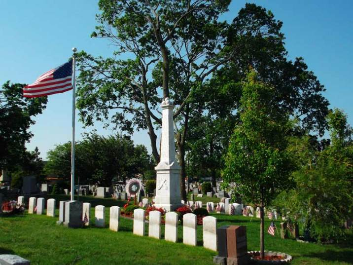 Canarsie Cemetery Civil War Memorial