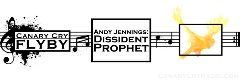 ccr flyby music andy jennings dissident prophet