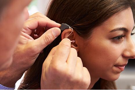 adjusting to hearing aids