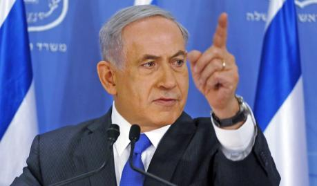 Canary in the Mine: Netanyahu