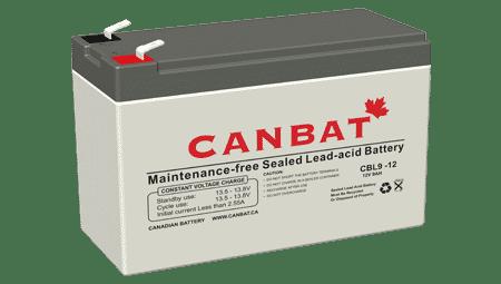 sealed lead acid battery 12V 7Ah