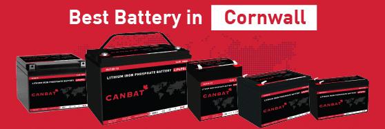 LiFePO4 Lithium Battery Cornwall