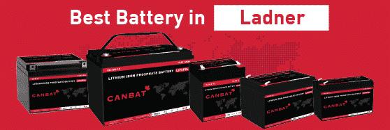 Lithium Battery Ladner