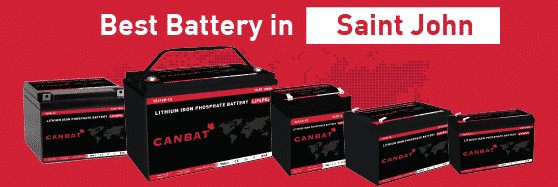 Lithium Battery Saint John