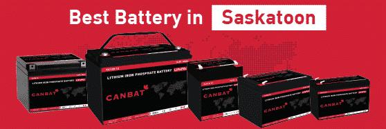 Lithium Battery Saskatoon