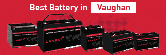 Lithium Battery Vaughan