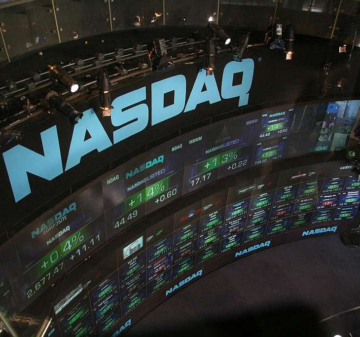 Nasdaq stock market crash