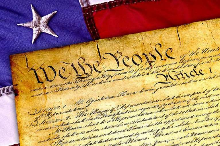 The president that killed the constitution of america