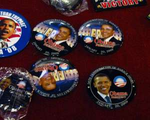 The Obama Pin that Stopped the World