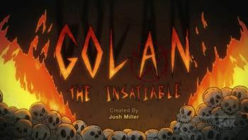 Golan-the-Insatiable-FOX-Cancelled