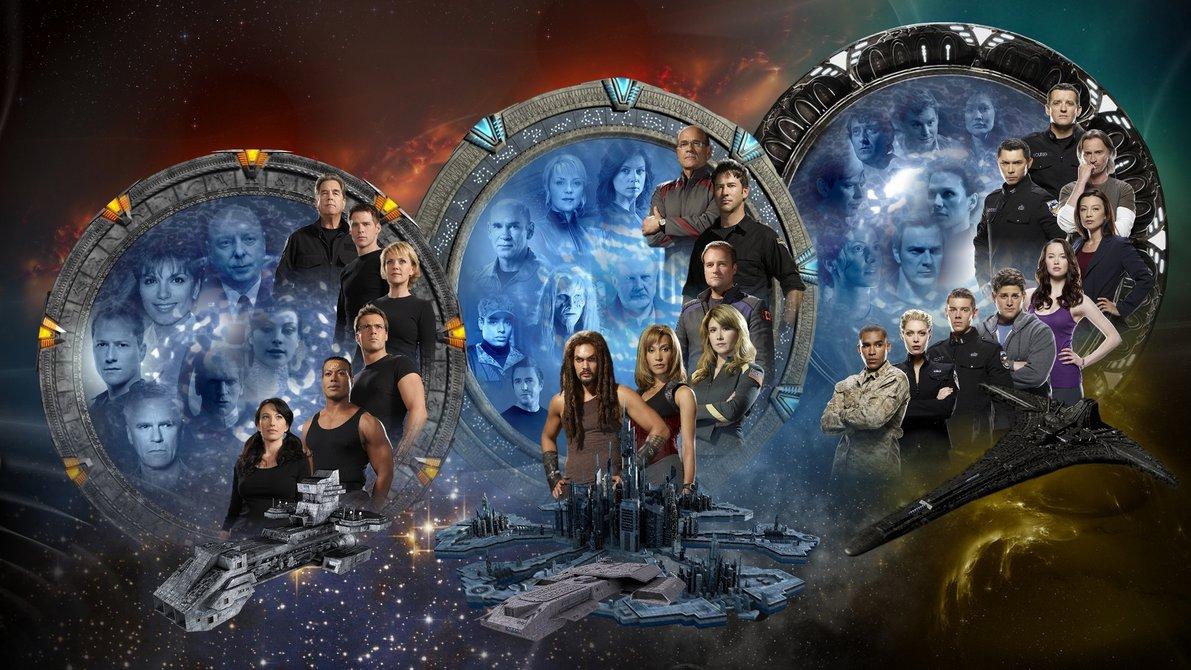 Stargate Origins Announced at SDCC | Clubit TV