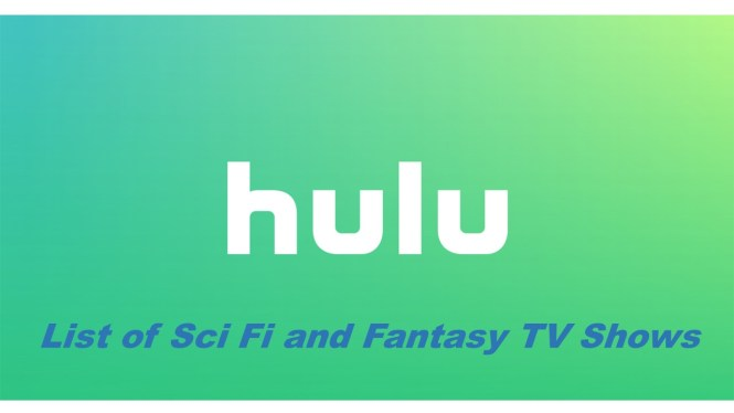 list of sci fi tv shows on hulu cancelled sci fi