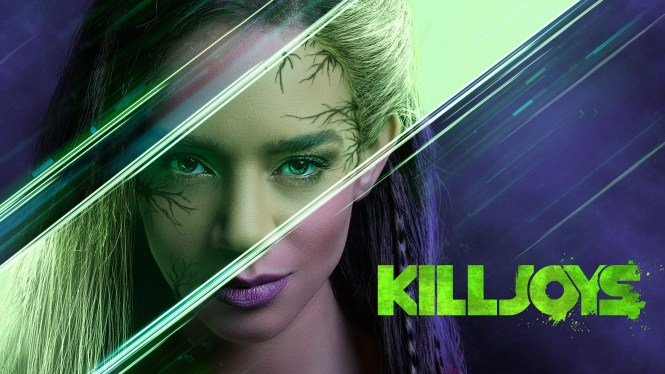 Streaming Finds: Killjoys Is Available on VRV | Cancelled Sci Fi