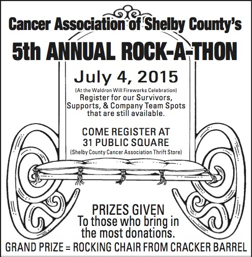 Cancer Association 5th Annual Rock-a-Thon