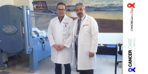 Hyperbaric oxygen therapy Alzahra oncology & GI centers Ahmed Samir