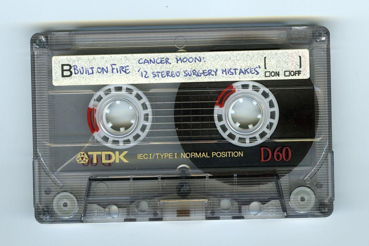Cara B: Built on Fire