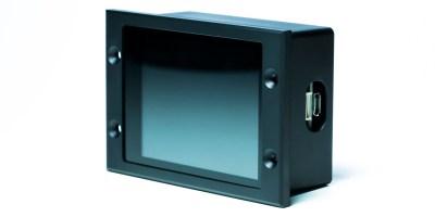 "MFD28 - 2.8"" display"