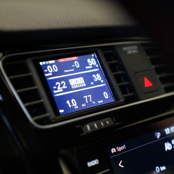 Golf 7 GTI R display