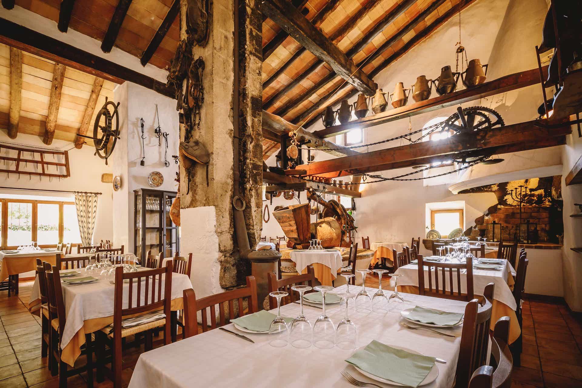 La cocinita is the real deal. RESTAURANTE   Restaurante Can Costa - Valldemossa