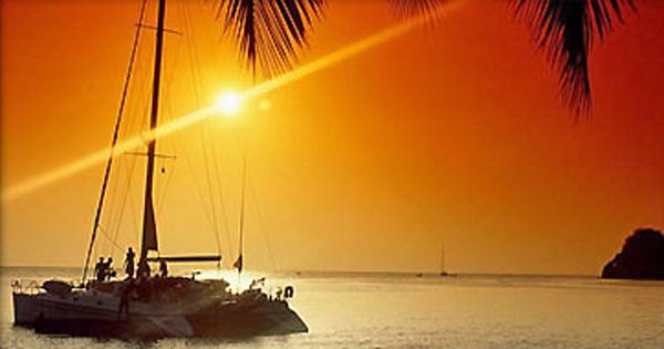 Sunset Dinner Cruise Playa Del Carmen