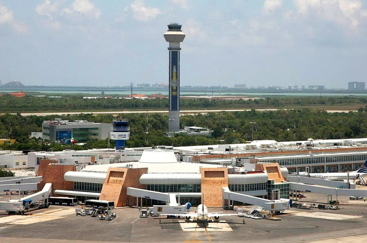Cancun Airport- Riviera Maya