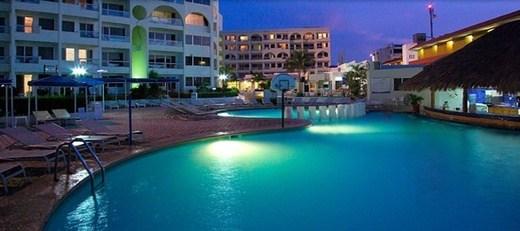 Aquamarina Beach Cancun All Inclusive Resort