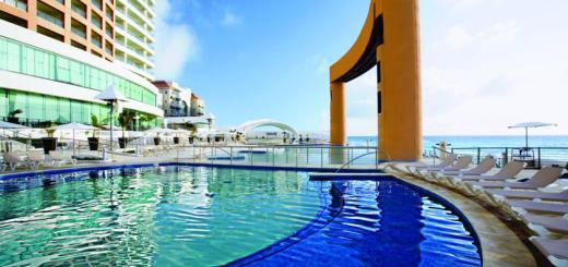 Beach Palace Cancun All Inclusive Resort
