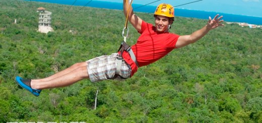 Xplor Park Zip Line Adventure