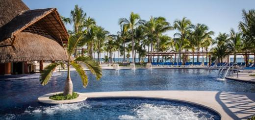 Barcelo Maya Caribe All Inclusive Resort