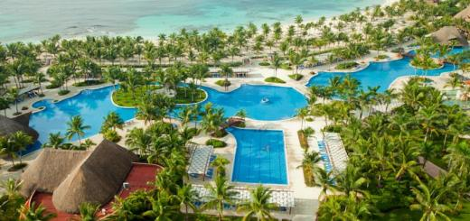Barcelo Maya Tropical All Inclusive Resort