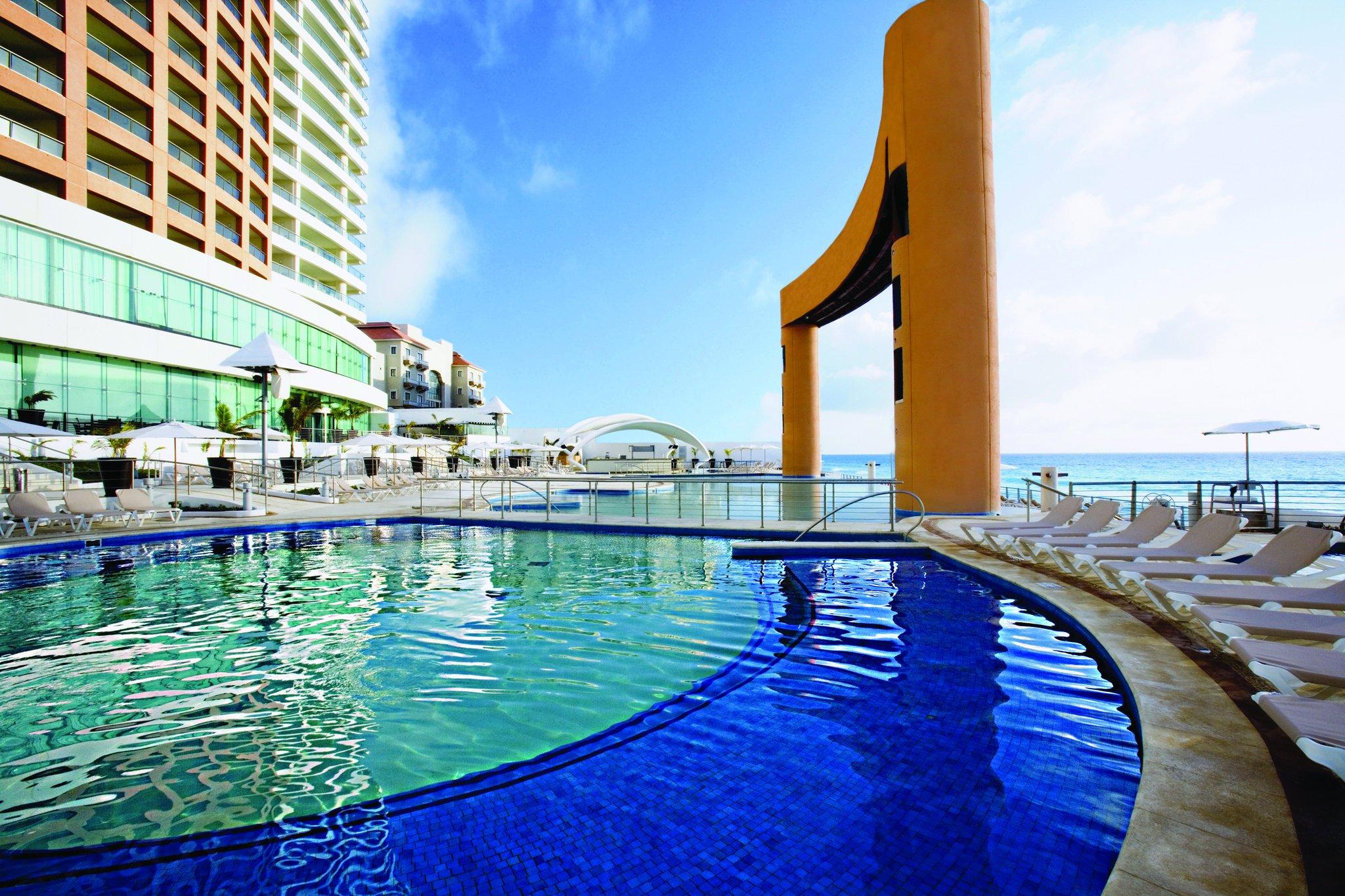 Beach Palace Cancun Top Cancun All Inclusive Resort
