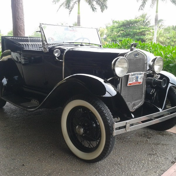 Ford Roaster 1930