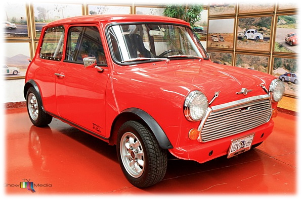 Morrris Couper 1961 - Mr Bean Car