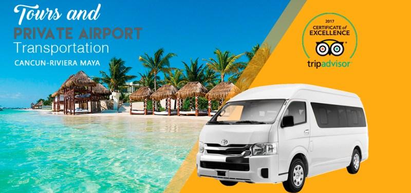 Private Cancun Airport Transfers