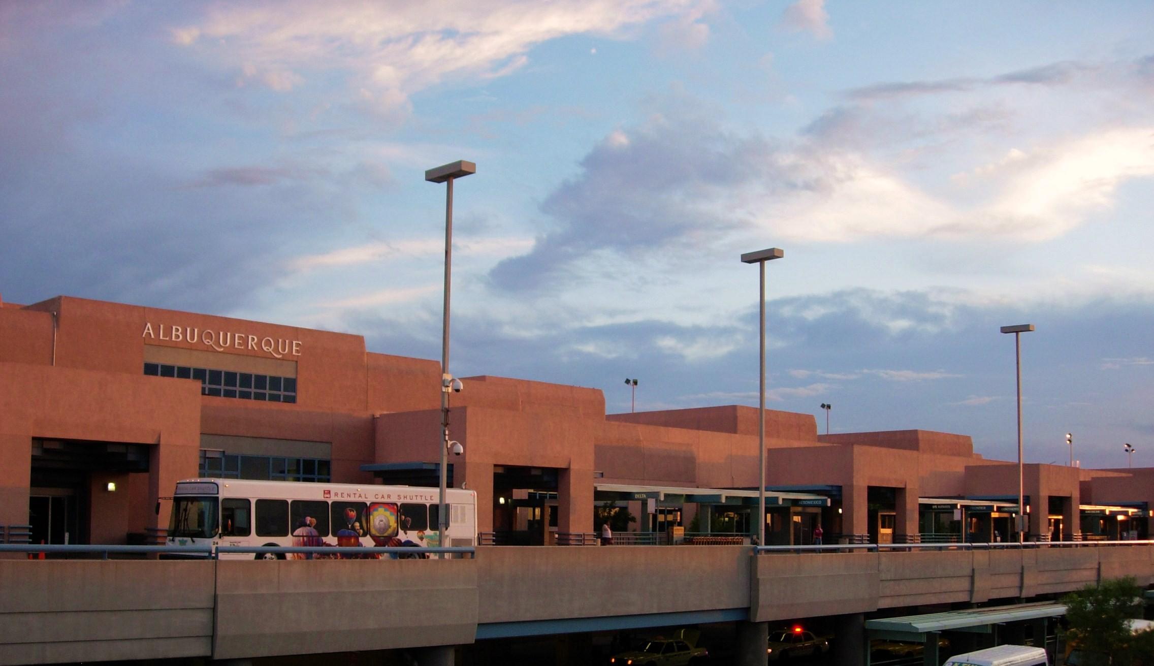 Airport Albuquerque, NM