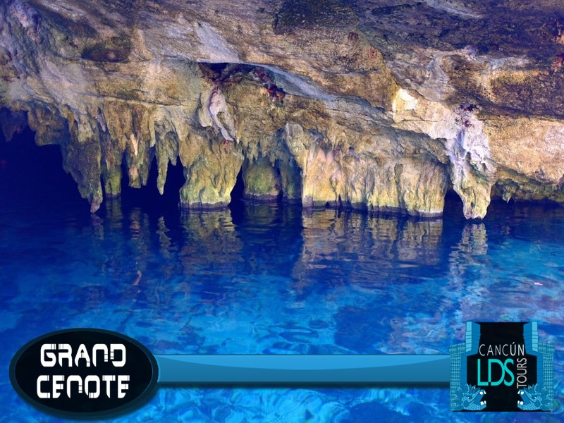 Grand Cenote Cancun LDS Tours