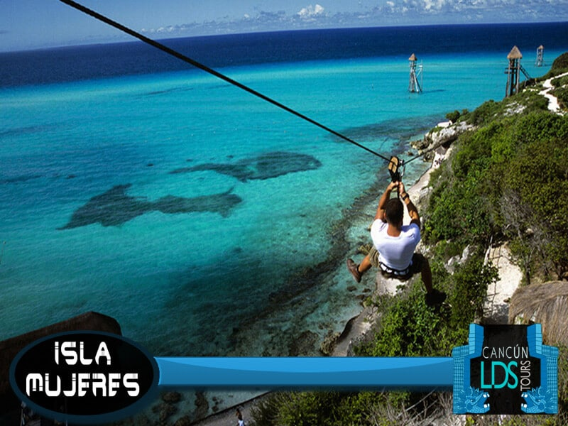 Isla Mujeres Cancun LDS Tours
