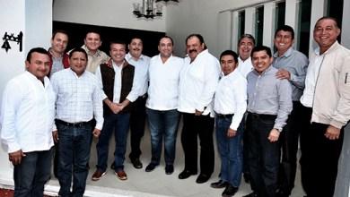 Photo of Borge se reúne con los presidentes municipales de Q Roo