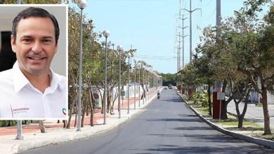 Photo of Cancún cuenta con mejor vialidad gracias a la remodelación de la Avenida 20 de noviembre