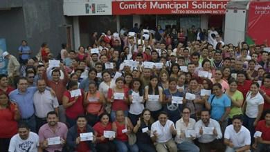 Photo of Más de 6 mil quintanarroenses se afilian al PRI