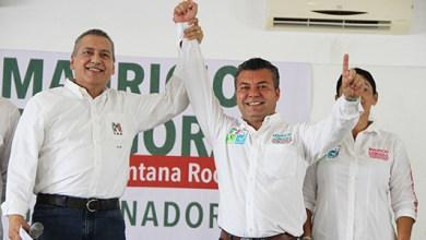 Photo of Fabio Beltrones apoya a Mauricio Góngora