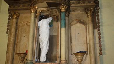 Photo of INAH remodela retablos en el Templo de San Andrés Zabache de Oaxaca