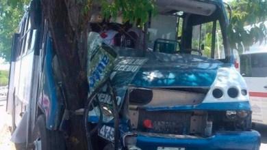 Photo of 6 lesionados provoca chofer al jugar carreritas