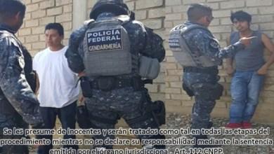 Photo of Gendarmería detiene a 2 jóvenes con mas de medio kilo de marihuana en Oaxaca