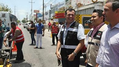 Photo of Inician obras de reparación de calles y avenidas afectadas por lluvias